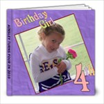 AINSLEY - 8x8 Photo Book (30 pages)