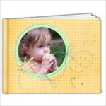 May Sunshine Album - 9x7 Photo Book (20 pages)