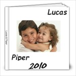 L&P - 8x8 Photo Book (20 pages)