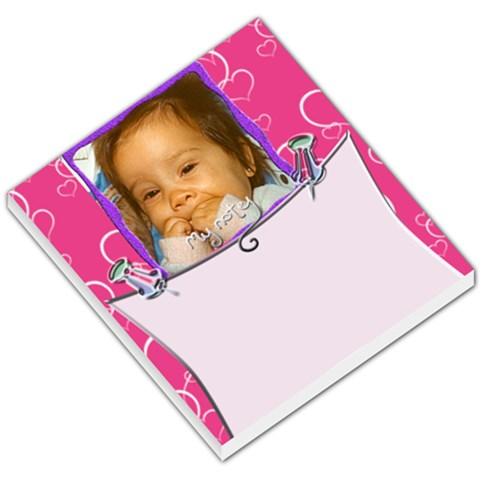 Notes By Lydia   Small Memo Pads   S67yq9isdhml   Www Artscow Com
