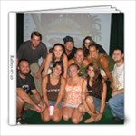 rafters - 8x8 Photo Book (20 pages)