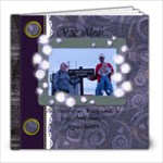 Vacation 2009 - 8x8 Photo Book (30 pages)