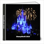Disney - alex 1 - 8x8 Photo Book (30 pages)