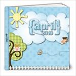 April book - 8x8 Photo Book (30 pages)