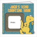 dino jack - 8x8 Photo Book (20 pages)