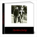 The Helms Family Scrapbook!! - 8x8 Photo Book (20 pages)