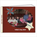 Randy s Father s Day Book - 9x7 Photo Book (20 pages)
