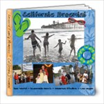 California Dreamin - 8x8 Photo Book (60 pages)