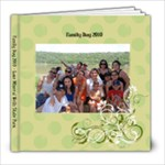 Family Day 2010 - 8x8 Photo Book (30 pages)