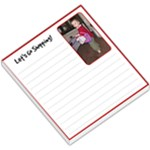 Miranda Shopping List2 - Small Memo Pads