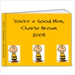 CHARLIE BROWN - 9x7 Photo Book (20 pages)