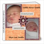 Tahlia & Skye Memories - 8x8 Photo Book (20 pages)