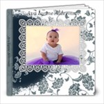 Ava Album - 8x8 Photo Book (20 pages)