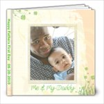 FD Book 3 - 8x8 Photo Book (20 pages)