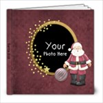 Santa 8x8 - 8x8 Photo Book (20 pages)