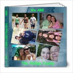 We Are The Phillips Family ! - 8x8 Photo Book (30 pages)
