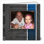 ALBUM DE ABUELO - 8x8 Photo Book (20 pages)