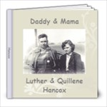 Daddy & mama - 8x8 Photo Book (20 pages)