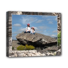 Double photo - Canvas 10  x 8  (Stretched)