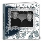 Nanny & Papa Hass - 8x8 Photo Book (20 pages)