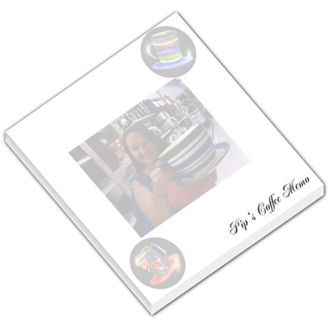 Pips Note  By Amarilloyankee   Small Memo Pads   P0tltaozamqo   Www Artscow Com