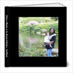 Ethan 12 Months Botanical Gardens - 8x8 Photo Book (20 pages)