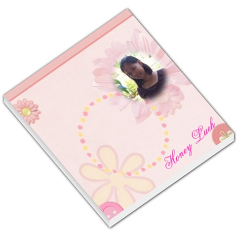 Mini Memo Pad By Ryannec   Small Memo Pads   M28fynw8i54s   Www Artscow Com