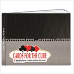 Cards For The Cure 2010 - 9x7 Photo Book (20 pages)