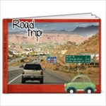 Road Trip - 9x7 Photo Book (20 pages)