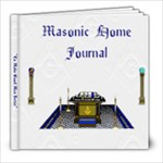Masonic Home Journal - 8x8 Photo Book (20 pages)