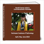 Jerry s Graduation - 8x8 Photo Book (30 pages)