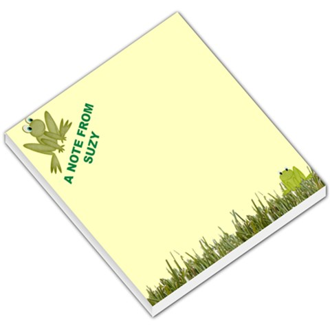 Memo Pads By Mary Stewart   Small Memo Pads   Qxuvpeqz3v6p   Www Artscow Com