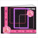 littlelady_9x7 - 9x7 Photo Book (20 pages)