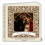 Antonietta & John Wedding Album 2 of 2 (Reception Photos) - 8x8 Photo Book (20 pages)