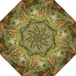 maui art water color - Folding Umbrella