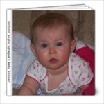 Baby shower - 8x8 Photo Book (20 pages)