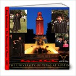 Cong Graduation - 8x8 Photo Book (20 pages)