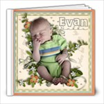 Evan Dubbs - 8x8 Photo Book (20 pages)