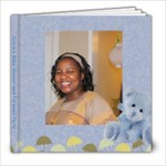 Sylvia s Baby Shower and Farewell - 8x8 Photo Book (30 pages)