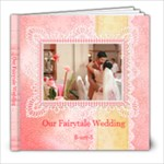 Our Wedding Photobook - 8x8 Photo Book (20 pages)