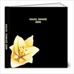 HAWAII book - 8x8 Photo Book (20 pages)