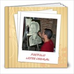lester - 8x8 Photo Book (20 pages)