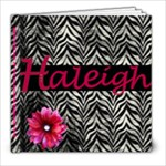 haleigh - 8x8 Photo Book (20 pages)