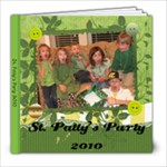 St. Patty s Book - 8x8 Photo Book (20 pages)