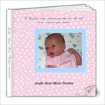 Jordyn - 8x8 Photo Book (20 pages)