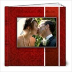 wedding album - 8x8 Photo Book (39 pages)