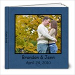 the guest book - 8x8 Photo Book (20 pages)