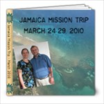 8x8bk40pg Jamaica - 8x8 Photo Book (39 pages)