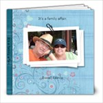Bizzell family - 8x8 Photo Book (20 pages)
