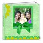 A fun Spring day with Sylvia  - 8x8 Photo Book (20 pages)